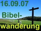 Bibelwanderung