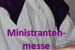 Ministrantenfeier