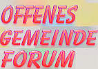 Gemeindeforum
