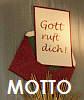 40 Tage - Motto