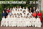 27.4.14 Erstkommunion