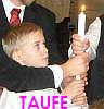 Leonhards Taufe