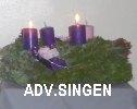 Advent singen