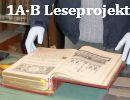 1AB Leseprojektwoche