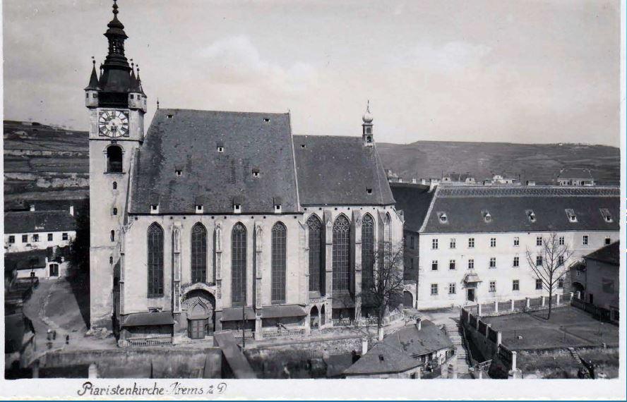 Piaristenkirche Krems